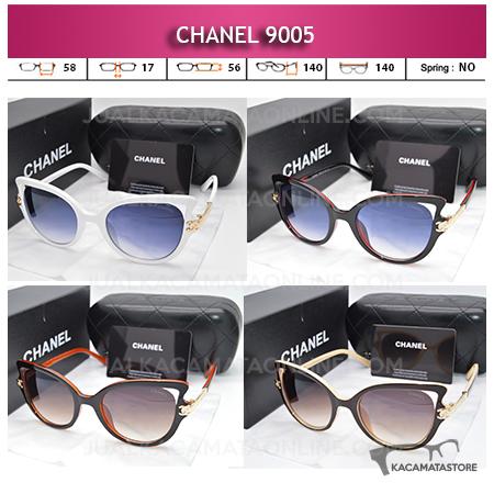 Model Kacamata Chanel Terbaru 9005
