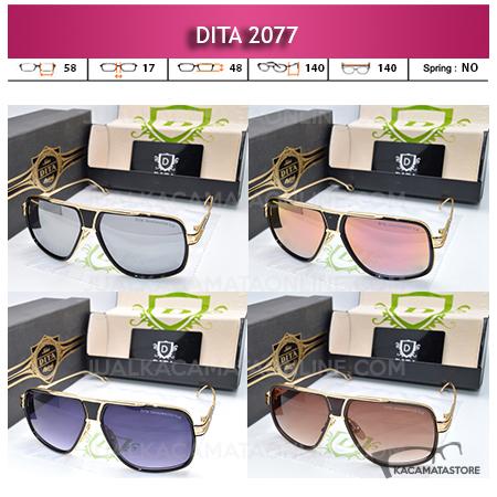 Model Kacamata Wanita Terbaru Dita 2077