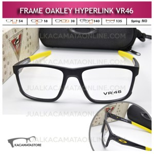 Grosir Frame Kacamata Oakley Hyperlink VR46
