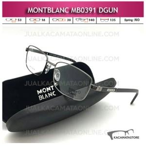 Jual Kacamata MontBlanc MB0391 Dgun