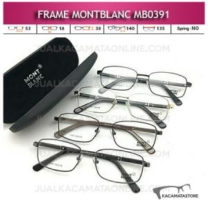 Jual Kacamata MontBlanc MB0391 Terbaru