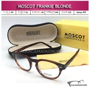 Frame Kacamata Moscot Frankie Blonde