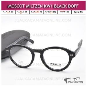 Jual Kacamata Moscot Miltzen KW1 Black Doff