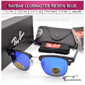 Harga Kacamata Rayban Clubmaster Rb3016 Blue
