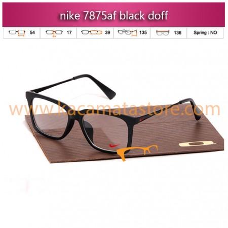 harga frame kacamata nike 7875af black doff toko jual kacamata online pria wanita branded kacamata rayban kw murah terbaru 2015