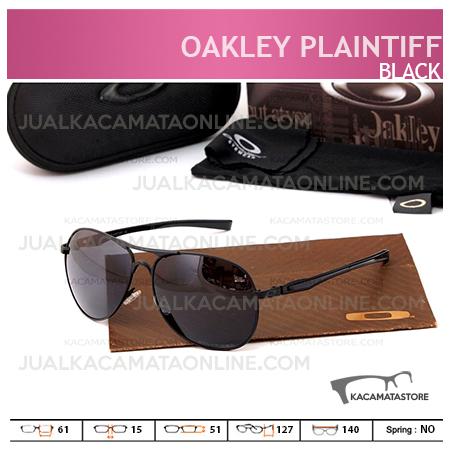 Kacamata Pria Terbaru Oakley Plaintiff Black