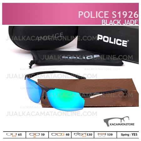 Kacamata Pria Police S1926 Black Jade