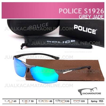 Jual Kacamata Pria Police S1926 Grey Jade