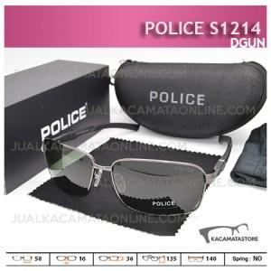 Jual Kacamata Pria Police S1214 Dgun