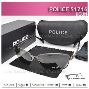 Jual Kacamata Pria Police S1216 Dgun