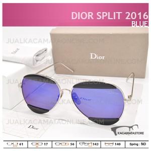 Jual Kacamata Wanita Terbaru Dior Split 2016 Blue