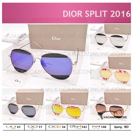 Gambar Kacamata Wanita Terbaru Dior Split 2016 Harga Kacamata