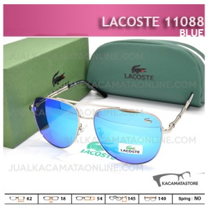 Gambar Kacamata Lacoste 11088 Blue - Harga Kacamata Pria Terbaru