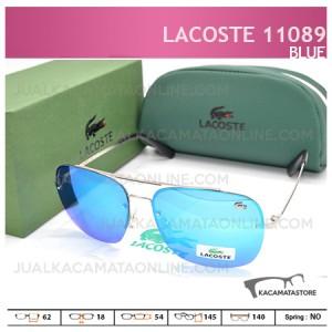 gambar Kacamata Lacoste 11089 Blue - Harga Kacamata Pria Terbaru