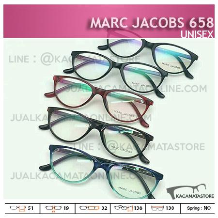 Jual Frame Kacamata Minus Marc Jacobs 658 - Model Kacamata Wanita Terbaru