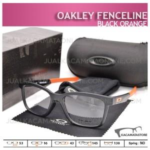 Jual Frame Kacamata Oakley Fenceline, Model Harga dan Gambar Frame Kacamata Oakley Terbaru