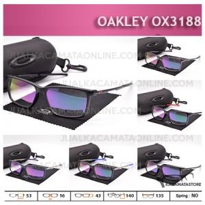 Frame Kacamata Terbaru Oakley OX3188, Harga Model dan Gambar Frame Kacamata Terbaru