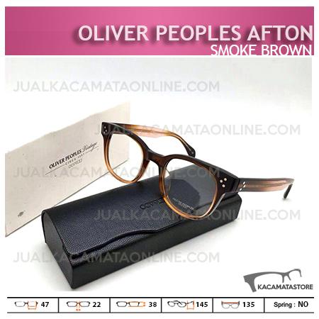 Frame Kacamata Terbaru Oliver Peoples Afton, Harga Model dan Gambar Kacamata Terbaru