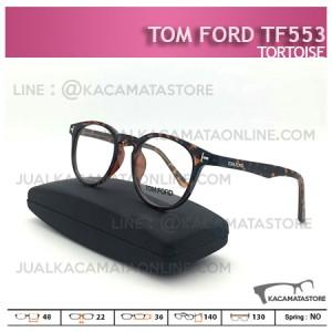 Frame Kacamata Tom Ford TF553 Tortoise - Model Harga dan Gambar Frame Kacamata Terbaru
