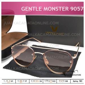 Harga Kacamata Gentle Monster 9057 Brown