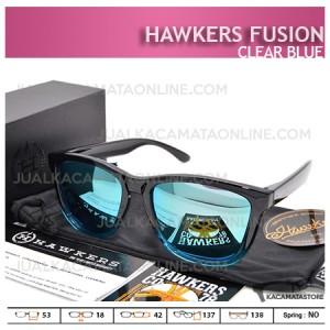 Jual Kacamata Hawkers Fusion Clear Blue, Model Harga dan Gambar Kacamata Hawkers Terbaru