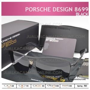Gambar Kacamata Murah Porsche Design P8699 Black