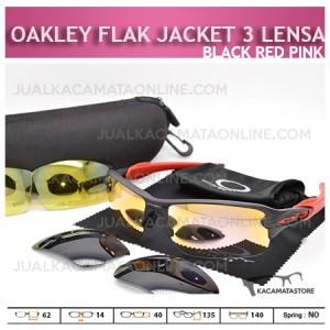 Kacamata Oakley Terbaru Flak Jacket 3 Lensa, Gambar kacamata Oakley, Jual Kacamata Sepeda, Harga Kacamata Oakley, Model Kacamata Oakley Terbaru
