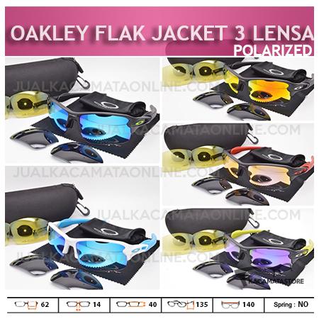 Jual Kacamata Oakley Terbaru Flak Jacket 3 Lensa, Gambar kacamata Oakley, Jual Kacamata Sepeda, Harga Kacamata Oakley, Model Kacamata Oakley Terbaru