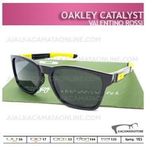 Jual Kacamata Oakley Valentino Rossi VR46 Catalyst