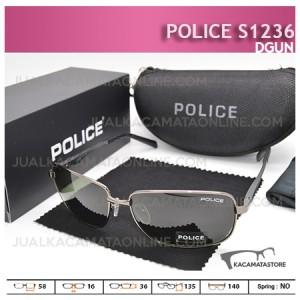 Jual Kacamata Pria Police S1236 Dgun