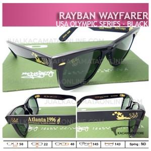 Jual Kacamata Rayban Wayfarer Olympic Black, Gambar Kacamata Rayban WAyfarer Terbaru, Model Kacamata Rayban Wayfarer Terbaru, Harga Kacamata Rayban Wayfarer Terbaru