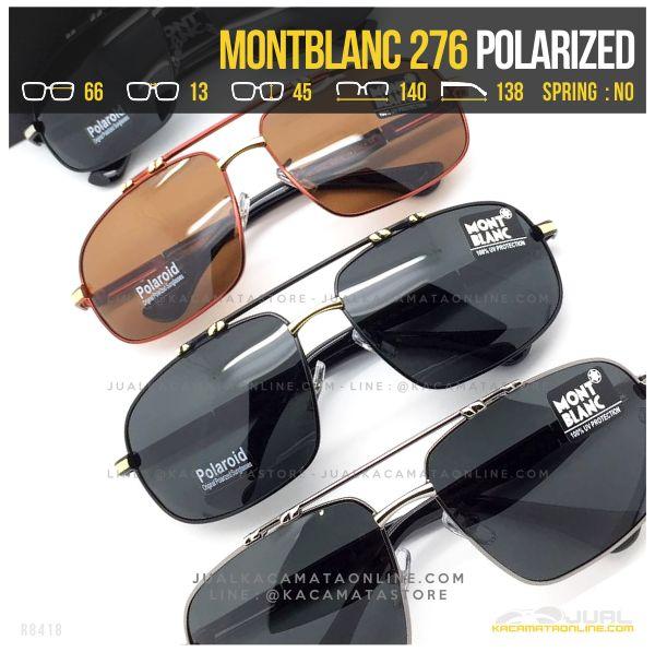 Jual Kacamata Terbaru MontBlanc MB276 Polarized