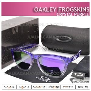 Kacamata Oakley Terbaru Frogskins Surf Series - Harga Model dan Gambar Oakley Frogskins Terbaru