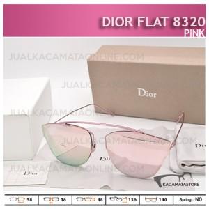 Kacamata Wanita Terbaru Dior 8320 Flat - Gambar Kacamata Wanita Terbaru, Harga Kacamata Wanita Terbaru