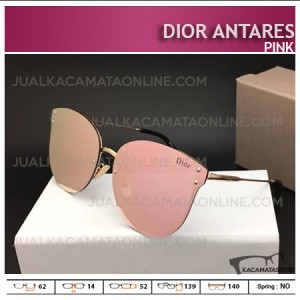 Model Kacamata Wanita Terbaru Dior Antares Pink - Harga dan Gambar Kacamata Dior Antares