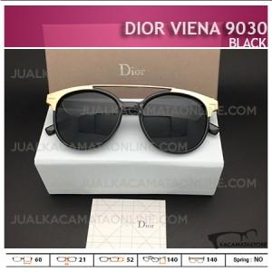 Model Kacamata Wanita Terbaru Dior Viena 9030 Black - Harga dan Gambar Kacamata Wanita Terbaru
