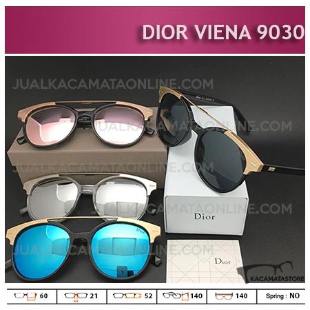 Model Kacamata Wanita Terbaru Dior Viena 9030 - Harga dan Gambar Kacamata Wanita Terbaru