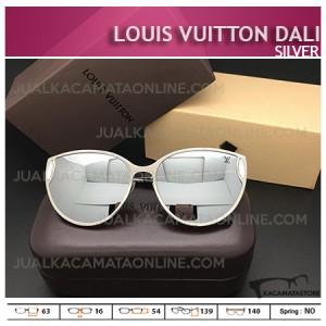 Kacamata Wanita Terbaru Louis Vuitton Dali Silver - Harga Dan Gambar Kacamata Wanita Terbaru