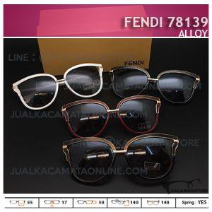 Trend Kacamata Wanita Terbaru Fendi 78139