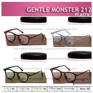Jual Frame Kacamata Murah Gentle Monster 212
