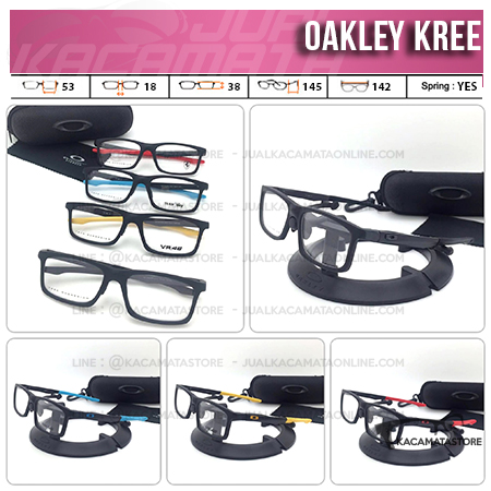 Jual Frame Kacamata Murah Oakley Kree Model Kacamata Terbaru
