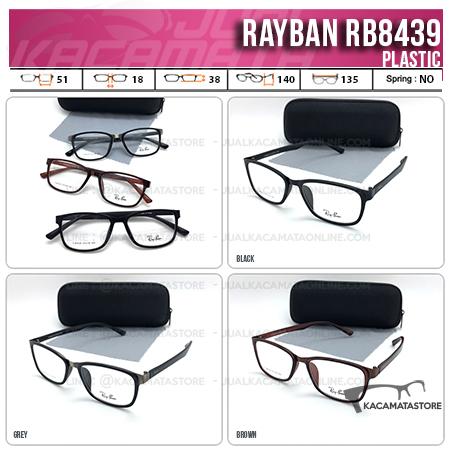 Jual Frame Kacamata Murah Rayban RB8349 - Model Kacamata terbaru