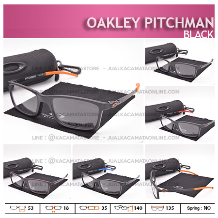 Jual Frame Kacamata Oakley Pitchman