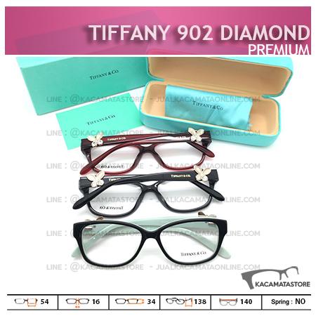 Jual Frame Kacamata Wanita Tiffany 902 Diamond Premium