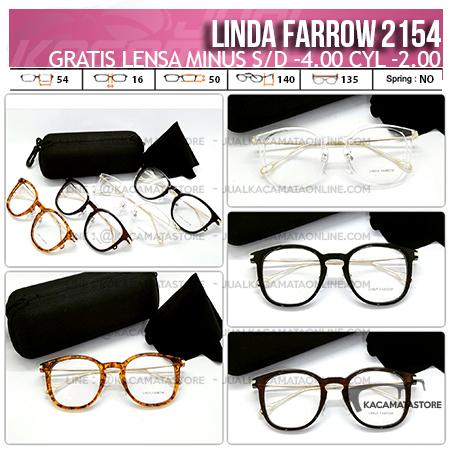 Jual Kacamata Murah Linda Farrow 2154 Terbaru