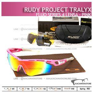 Kacamata Sepeda Rudy Project Tralyx Pink - Trend Model Kacamata Sepeda Terbaru