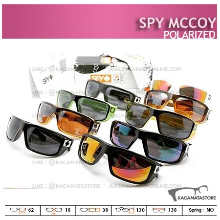 Jual Kacamata Spy McCoy Polarized Terbaru