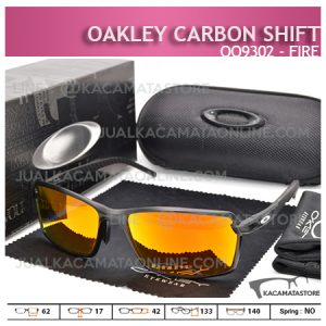 Model Kacamata Oakley Terbaru Carbon Shift Fire