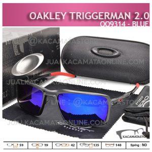 Jual Kacamata Oakley Terbaru Triggerman 2.0 Blue
