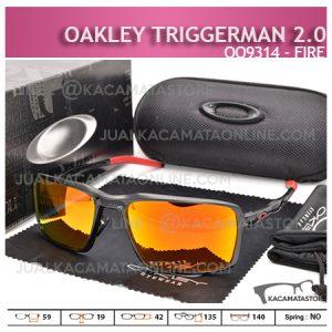 Model Kacamata Oakley Terbaru Triggerman 2.0 Fire